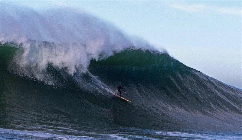 Which Beach in the World Has the Highest Wave?