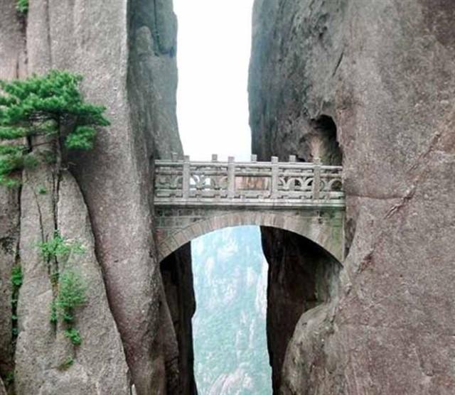 20 of the World's Scariest Bridges